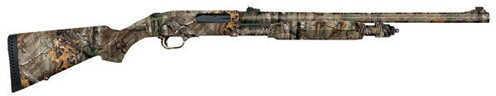 "Mossberg Ulti-Mag Slugster M835  LPA Trigger  24"" Barrel  12 Gauge Shotgun  5 Rounds  RTX Camo"