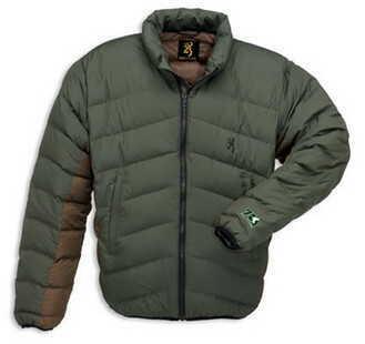 Browning Down 700 Jacket Olive, Large 3047664203