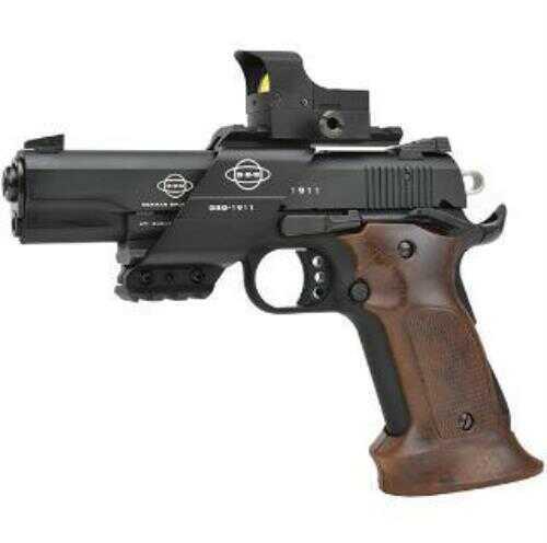"American Tactical Imports ATI GSG 1911 22 Long Rife 5"" Barrel Target Black Grip Rail Red Dot Sight 11083621"