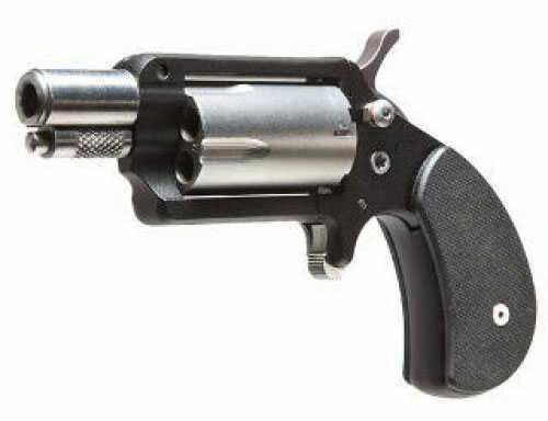 "Predator Tactics Bullfrog  Revolver  22LR  1-1/8"" Bull Barrel  Black Frame  G10 Low Profile Grip"
