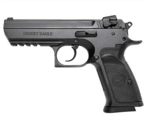 "Magnum Research Baby Eagle III Full Size Steel Frame DA/SA .45 ACP Pistol, 4.43"" Barrel 10-Round Mag"