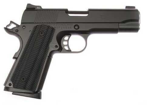 "Nighthawk Custom Semi-Auto Pistol T3 45 ACP 4.25"" Barrel G10 Grip Straight Eight Tritium Night Sights"