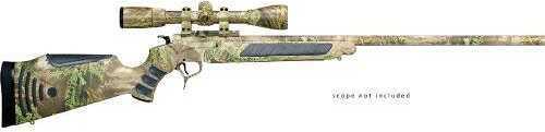 """Thompson Center Arms ProHunter Predator 223 Remington /5.56mm NATO 28"""" Barrel Realtree Max-1 Camo Break Open Single Shot Rifle"""