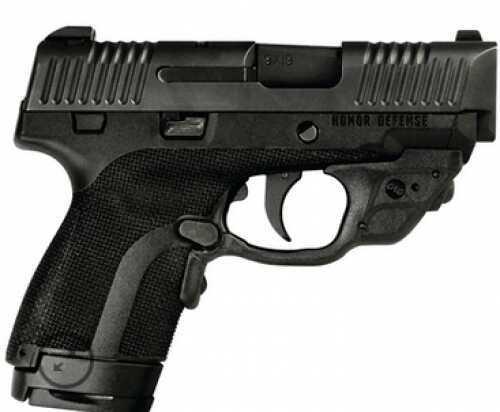 HONOR DEFENSE Semi-Auto Pistol HONOR GUARD SC 9MM 3.2 LASER INCLUDES CRIMSON TRACE LASER 9mm Barrel