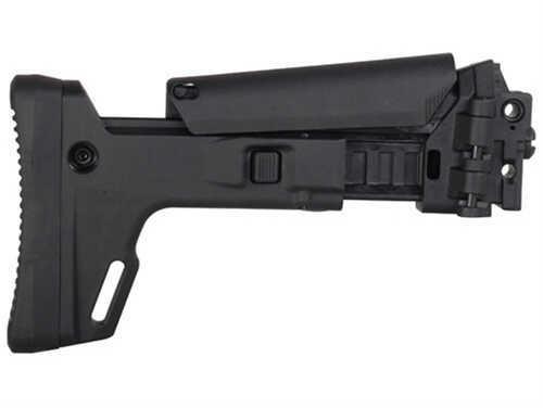 Bushmaster ACR Enhanced 7-Position Telescoping Side Folding Buttstock Black  Md: 92987