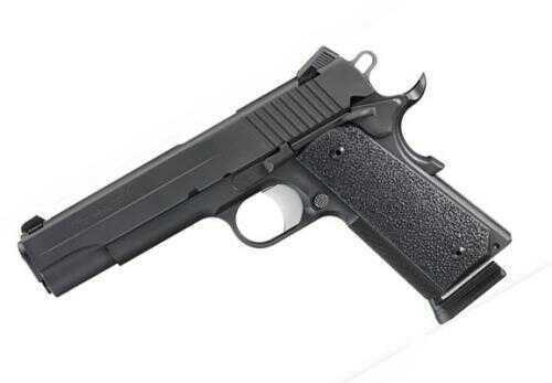 "Sig Sauer 1911 *CA Approved* 45ACP 5"" Barrel 8+1 Rounds Ergo XT Grip Black Semi Automatic Pistol 191145BXOCA"