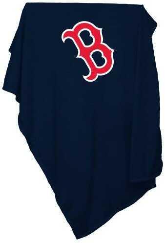 Logo Chair Boston Red Sox Sweatshirt Blanket