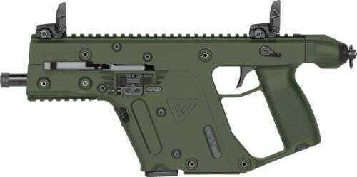 "KRISS Vector Gen II SDP 9mm Pistol, 5.5"" Barrel, Closed Bolt Delayed-blowback System, G17 17/33-Roun"