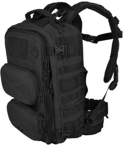 Hazard 4 Clerk Front/Back Pod Organizer Pack, Black