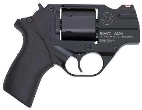 "Chiappa Rhino 200D 357 Magnum 2"" Barrel Black Pistol 340.217"