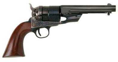 "Cimarron Richards Transition Model Conversion Revolver 45 Colt 5.5"" Barrel Walnut Grip Standard Blue Steel Case Hardened CA9062"