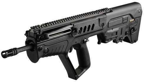 "Israel Weapon Industries Rifle IWI US, Inc Tavor Semi-Auto Rifle 9mm Luger 17"" Barrel Black Finish Bullpup Stock32 Rounds"