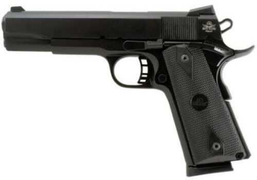 "Rock Island Armory Semi-Auto Pistol M1911-A1 45ACP Fixed Sight Duracoat Ambidextrious Safety Combat Hammer 5"" Barrel"