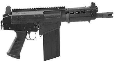 "DSA DS Arms SA58 Tactical Pistol 308 Win 8.25"" Barrel 20 Rounds Aluminum Black Synthetic"