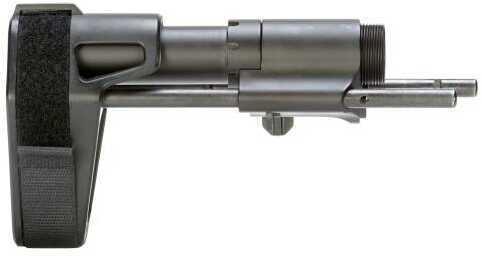SB Tactical SB PDW Stabilizing Brace Black Fits AR15 Uses Standard BCG and Buffer PDW-01-SB