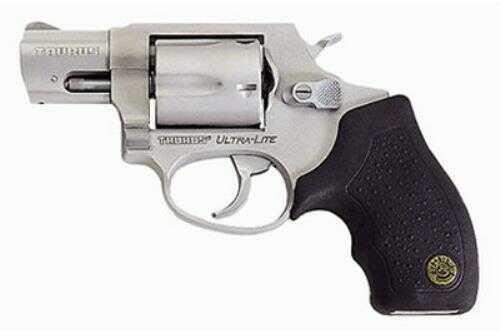 "Taurus M85 38 Special +P Ultra Light 2"" Barrel Stainless Steel Revolver 2850029UL"