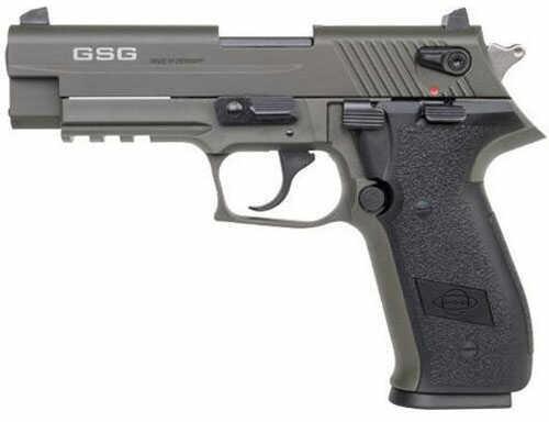 "German Sports Guns  Pistol Firefly  22 LR  4"" Barrel  Green 10 Round  G2210FFG"