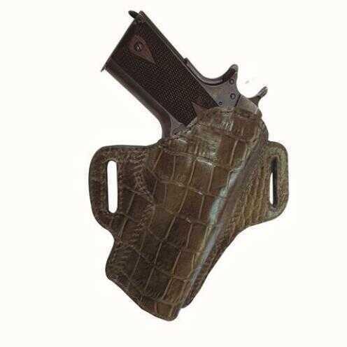 "Tagua Premium Open Top Belt Holster Colt 1911 - 3"" Brown"