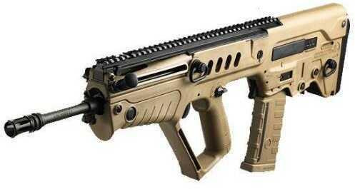 "Israel Weapon Industries Rifle IWI Tavor SAR-B16 Semi-Auto Rifle 556NATO/223 Remington 18"" Barrel 10 Rounds Flat Dark Earth"