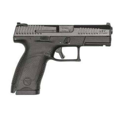 Cz P-10 Compact Pistol 9mm Black 10 Round