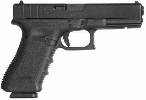 """Glock 31 357 Sig Sauer  4.49"""" 15 Round Mag Polymer Grip  Matte Black  Semi -Auto Pistol"""