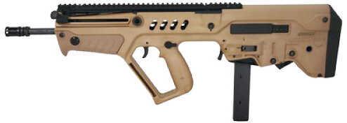 "Israel Weapon Industries Rifle Iwi Tavor Semi-Auto Rifle 9mm Luger 17"" Barrel 32 Rounds Flat Dark Earth"