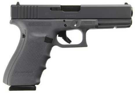"Glock Semi-Auto Pistol G21 G4 Full Gray 45ACP 4.6"" Barrel 13+1 Rounds Fixed Sights 3-13 Round Mags Accessory Rail"