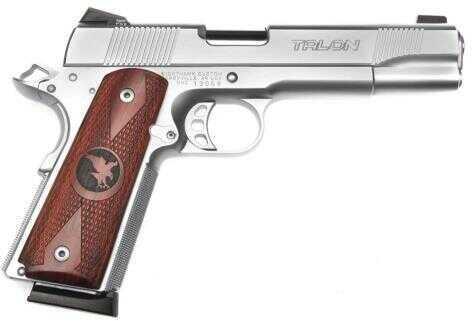 """Nighthawk Custom Semi-Auto Pistol Talon 45 ACP Hard Chrome 5"""" Barrel Tritium Sights Md: 3996"""