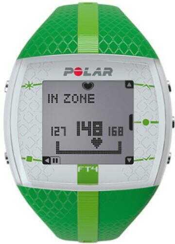 Polar Electro FT4F Green/Green