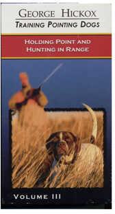 DT Systems Pointing Dog DVD Volume 3: Holding Point V036