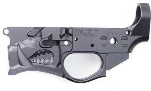 Lower Reveiver Spike's Tactical STLB510 Warthog Semi-auto Lower 223 Rem/5.56 NATO Black Finish 7075 Billet Aluminum