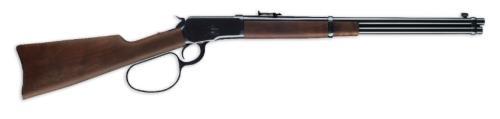 "Winchester Model 1892 Large Loop Carbine Rifle 44-40 Winchester 20"" Barrel 10 Round Walnut Stock Blued Finish"