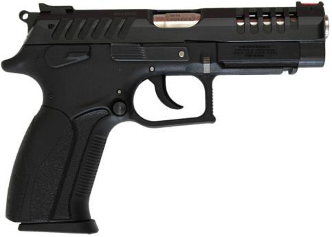 Grand Power Semi-Auto Pistol GRAND POWER K100 XTRIM 9MM AS 2 15 Round MAGS | 4 BACKSTRAPS 9mm Barrel 4.2