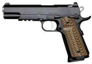 "Pistol Dan Wesson Specialist 9mm Black Tac 5"" Barrel 2 Dot Tritium Ns 10r"