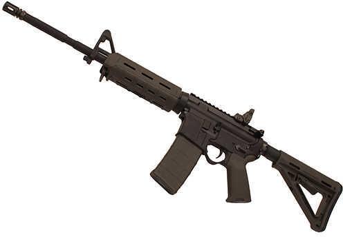 "Rifle Black Dawn AR-15 A3 16"" 5.56 Complete Rifle QMS Trig/Acc OD Description 5.56mm 16"" Barrel BDR-556-16M-ODG"