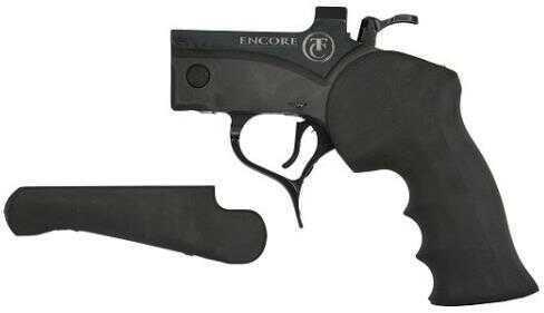 Thompson/Center Arms Lower Reveiver Thompson Center Pistol Frame Prohunter Blued Rubber