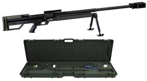 "Steyr HS 50 Sniper Rifle 50 BMG 34"" Barrel Sub MOA with Bi-Pod and Hard Case"