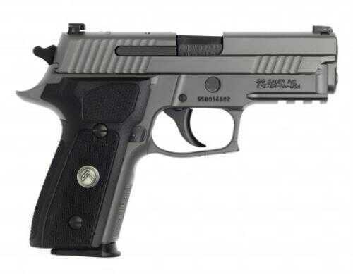 Sig Sauer Pistol 9mm Luger SIG 225A9BSSCLTB 225A1 9M NS 3.6 BLK