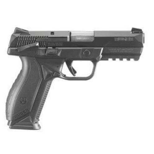 "Ruger American Pistol 45 ACP 4.5"" Barrel 10 Rounds Polymer Frame Black"