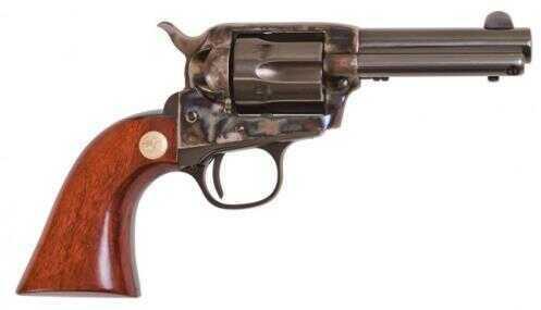 """Cimarron Model P Jr 32-20/32 H & R Dual Cylinder 3.5"""" Barrel Case Hardened Pre-War Standard Blue Finish Revolver Md: CA990"""