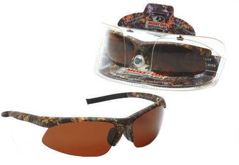AES Outdoors Mossy Oak Full Sport Polarized Sunglasses 881