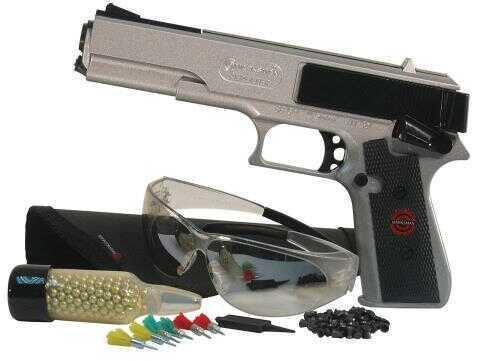 Marksman Beeman Pistol Kit w/Coated Pellets 2000K