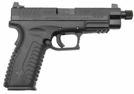 """Springfield Armory Semi-Auto Pistol XDM 45ACP Black 5.28""""Threaded Barrel 13+1 Rounds 3-Dot Sights"""