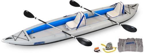 Sea Eagle FastTrack 465FTK Inflatable Kayak Deluxe