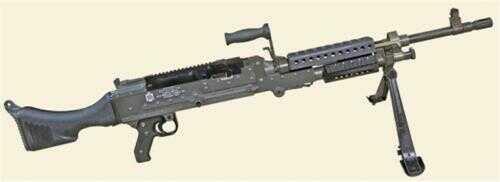 Ohio Ordnance Works, Inc. Rifle Ohio Ordnance Works M240-SLR BELT FEED SEMI AUTO 7.62 x 51mm Rifle