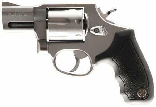 "Revolver Taurus M617 357 Magnum 2"" Barrel Stainless Steel 7 Round Fixed Sight 2617029"