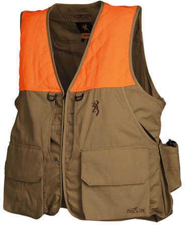 Browning Bird-N-Lite Vest, Khaki XXX-Large 3056885806
