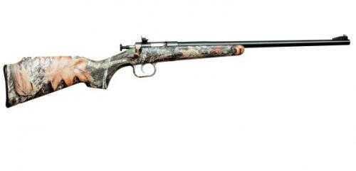 Keystone Crickett 22 Magnum Mossy Oak Break-Up Camo Blued Barrel Model: KSA2284