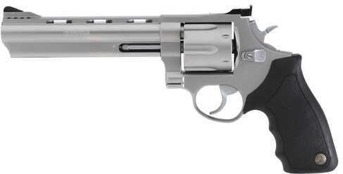 "Taurus M44 44 Magnum 6.5"" Barrel 6 Round Vented Ribbed Stainless Steel Refurbished Revolver Z2440069"