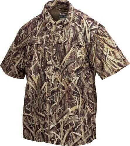 Drake Waterfowl Drake SS WINGSHOOTER Shirt BLADES SMALL